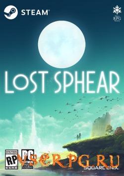 Постер игры LOST SPHEAR