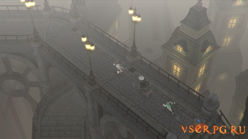 LOST SPHEAR screen 3