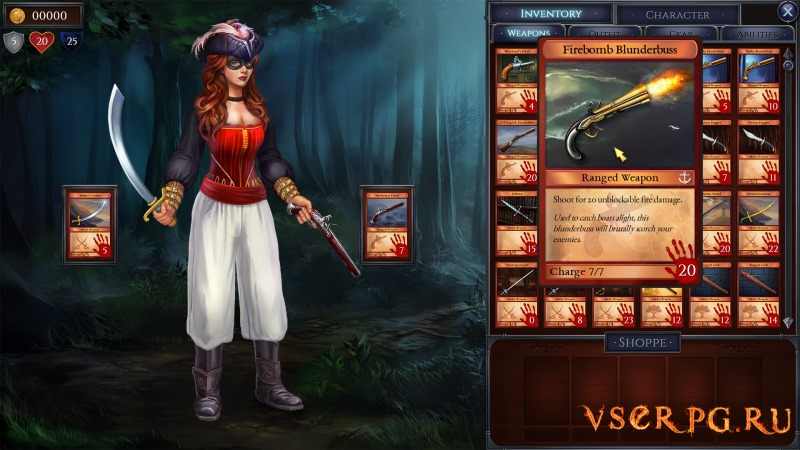 Shadowhand screen 3