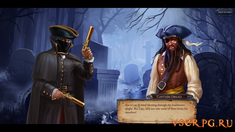 Shadowhand screen 2