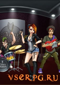 Постер игры Music Band Manager