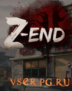 Постер игры Z-End