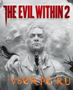 Постер игры The Evil Within 2