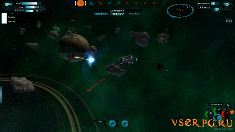 Space Wars Interstellar Empires screen 2