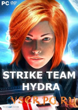 Постер игры Strike Team Hydra