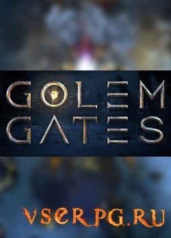 Постер игры Golem Gates
