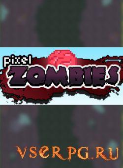 Постер игры Pixel Zombie