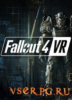 Постер игры Fallout 4 VR