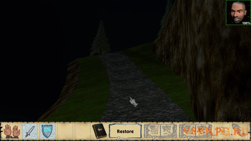 Dungeoneer screen 1