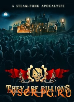 Постер игры They Are Billions