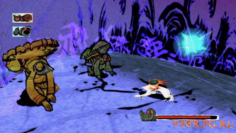 OKAMI HD screen 1