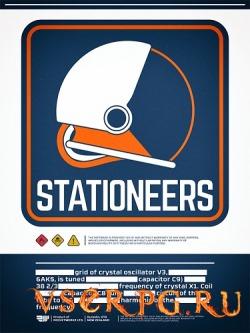 Постер игры Stationeers