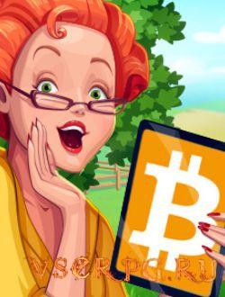 Постер игры Bitcoin Farm
