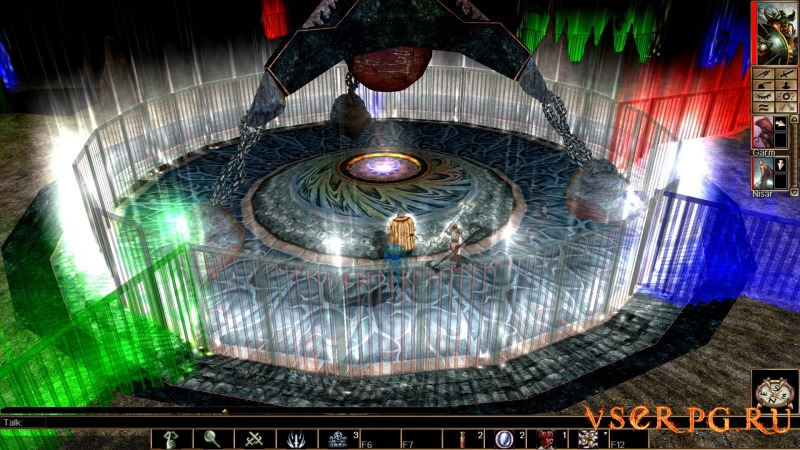 Neverwinter Nights: Pirates of the Sword Coast screen 2