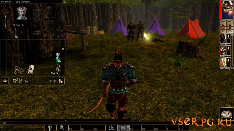Neverwinter Nights: Wyvern Crown of Cormyr screen 2
