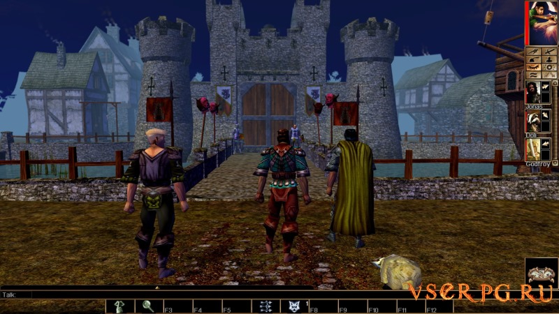 Neverwinter Nights: Wyvern Crown of Cormyr screen 1