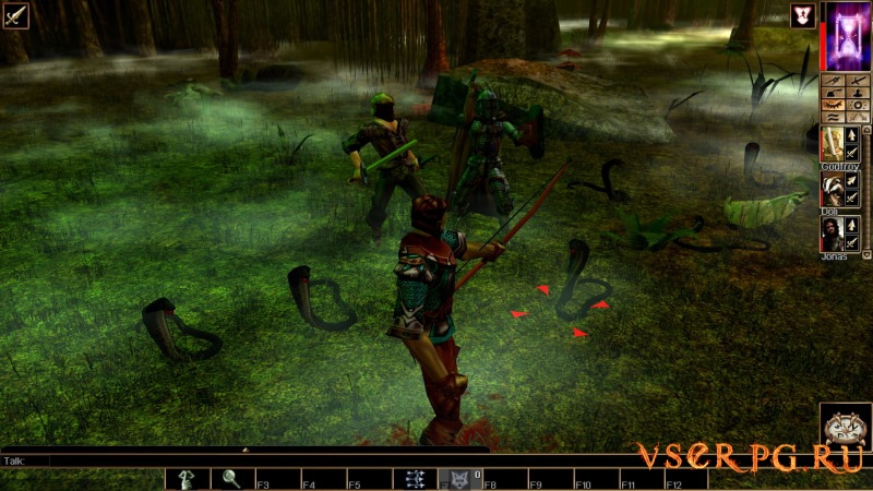 Neverwinter Nights: Wyvern Crown of Cormyr screen 3