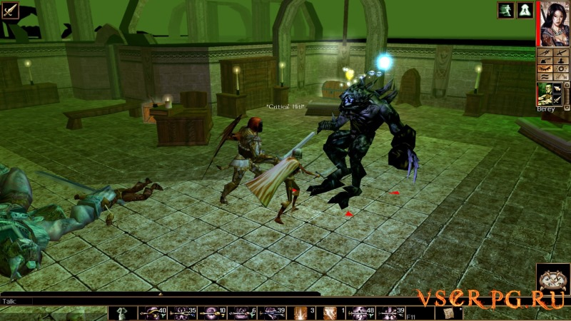 Neverwinter Nights: Infinite Dungeons screen 1