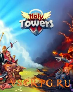 Постер игры Holy Towers