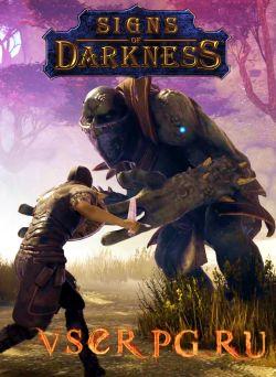Постер игры Signs Of Darkness (2017)