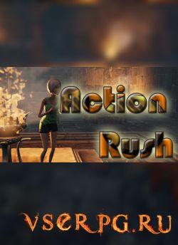 Постер игры Action Rush