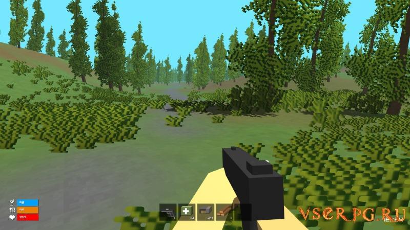 PLAYERUNKN4WN: Zombie screen 2