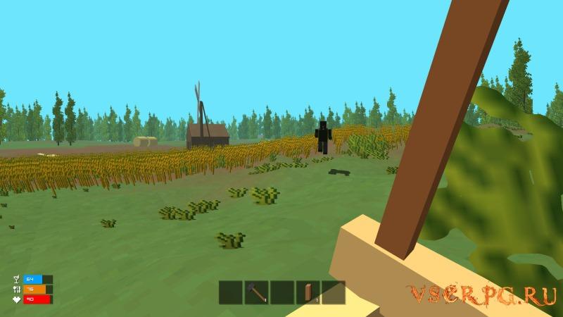 PLAYERUNKN4WN: Zombie screen 1