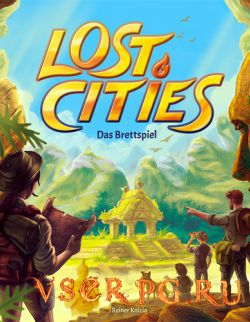 Постер Lost Cities (2018)