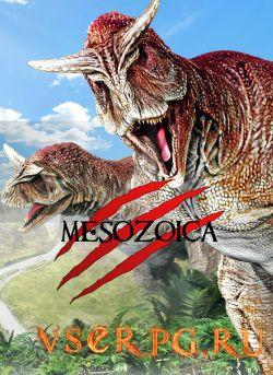 Постер игры Mesozoica