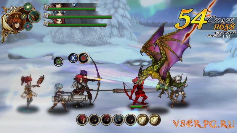 Fallen Legion+ screen 3