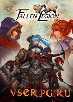 Постер Fallen Legion+
