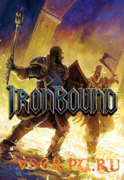 Постер игры Ironbound
