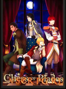 Постер игры Chess of Blades