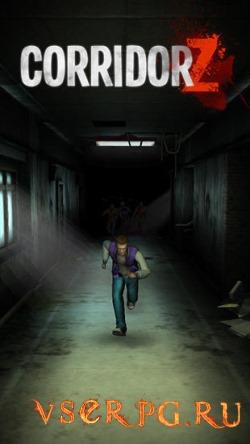 Постер игры Corridor Z