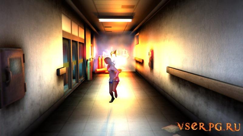 Corridor Z screen 3
