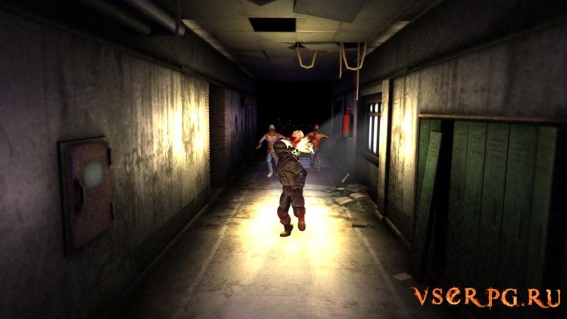Corridor Z screen 1