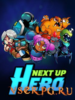 Постер игры Next Up Hero