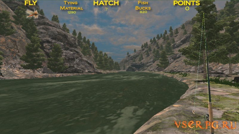 Fishing on the Fly screen 2