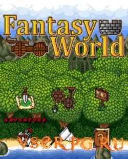 Постер игры Fantasy World (2018)