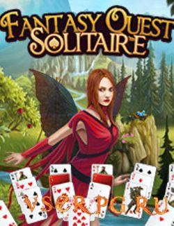 Постер игры Fantasy Quest Solitaire