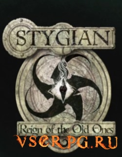 Постер игры Stygian Reign of the Old Ones
