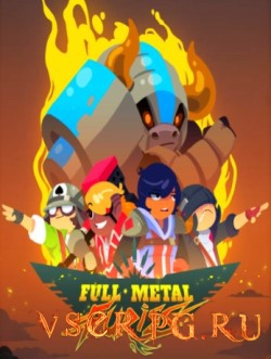Постер игры Full Metal Furies