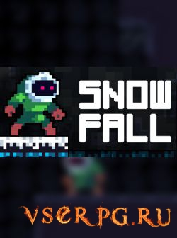 Постер игры Snow Fall