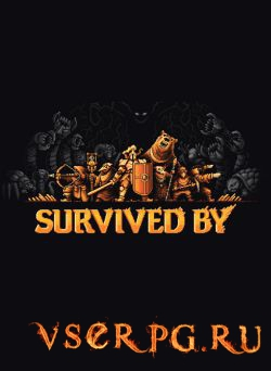 Постер игры Survived By (2018)