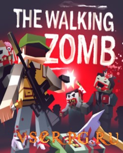 Постер игры The Walking Zombie Dead City