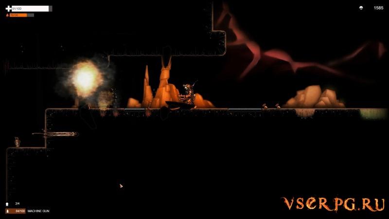 Orange Moon screen 1