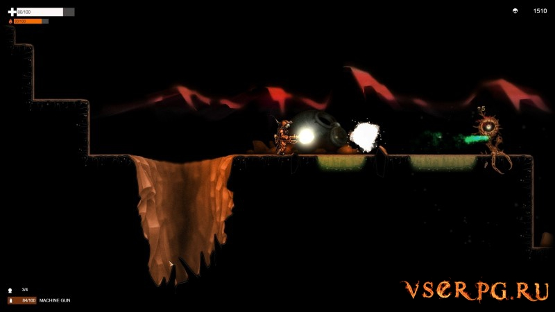 Orange Moon screen 3