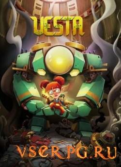 Постер игры Vesta