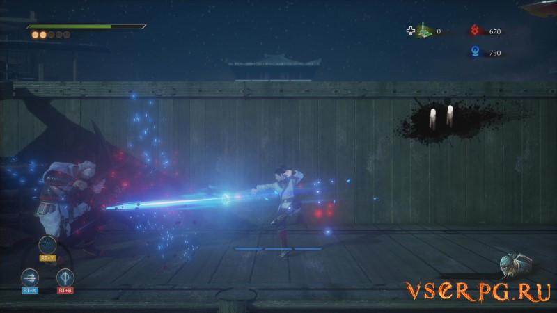 Hidden Dragon Legend screen 3