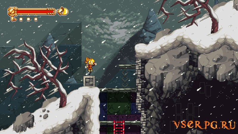 Iconoclasts screen 3